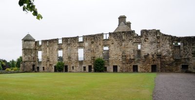 Falkland Palace East Wing